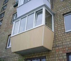 остекление балконов в Костроме