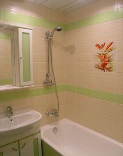 Ремонт ванной в Костроме