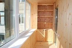 Отделка, ремонт, утепление, балконов и лоджий г. Кострома